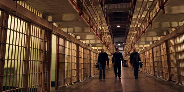 Ghost Adventures Alcatraz