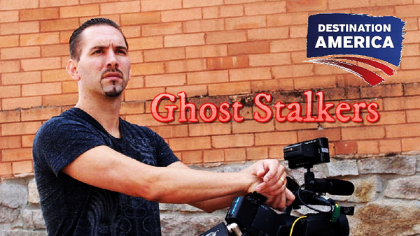 Ghost Stalker Nick Groff Destination America