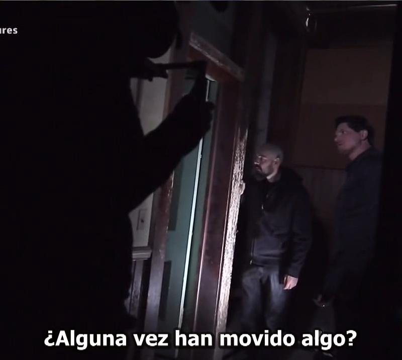 Buscadores de Fantasmas subtitulado