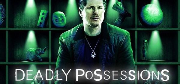 Deadly Possessions Zak Bagans