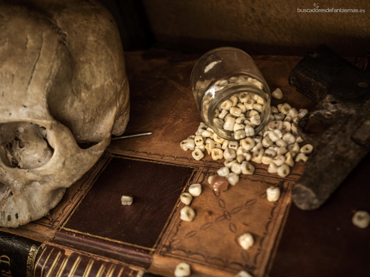 Ed Geins Cauldron & the Crying Boy Paintings