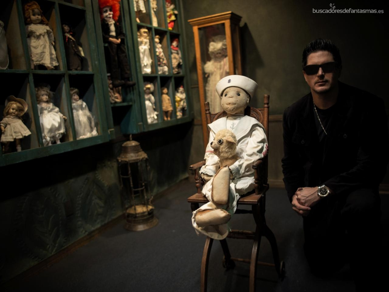 Posesiones infernales de Zak Bagans (Deadly Possessions)