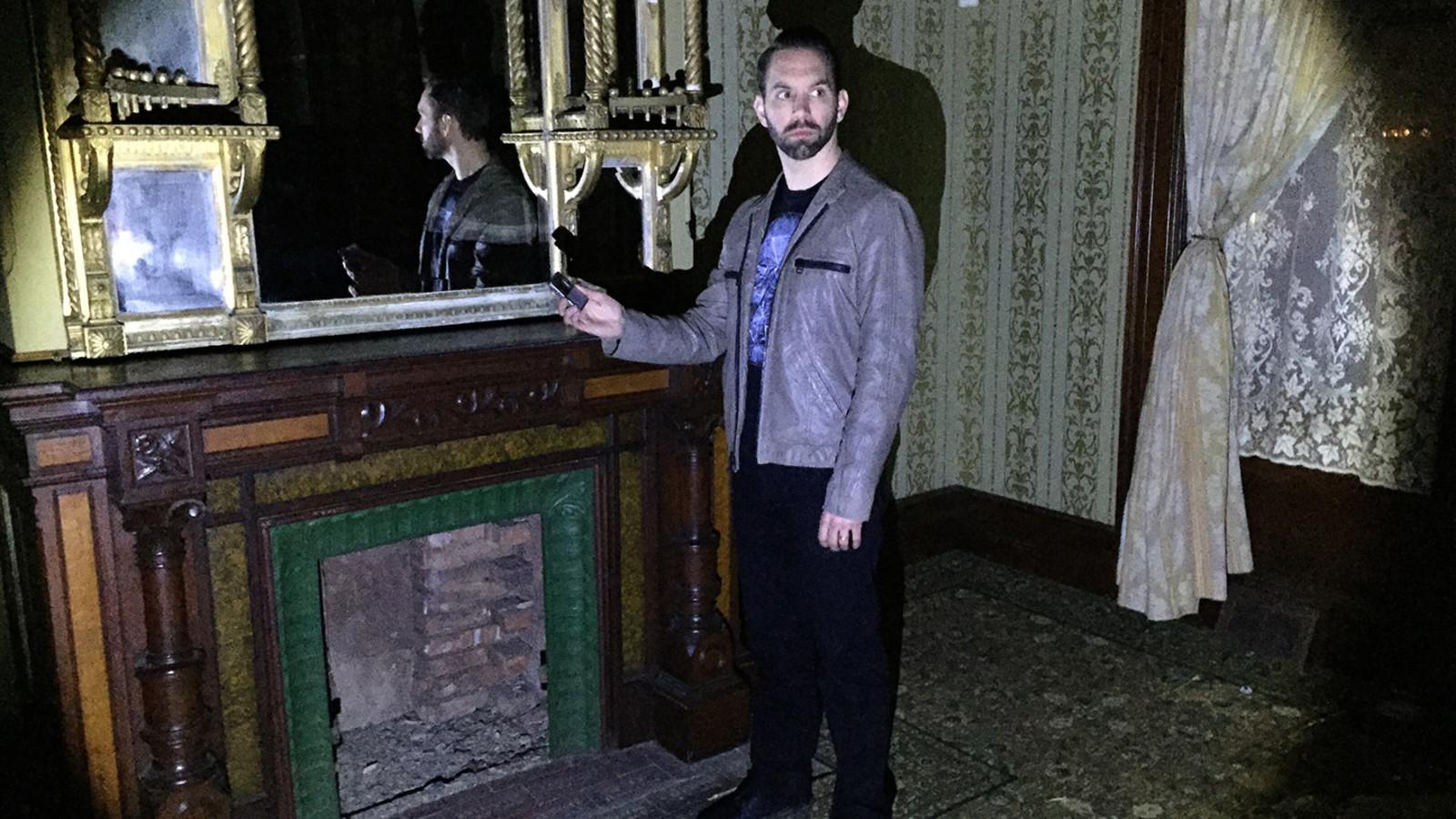 Encierro-paranormal