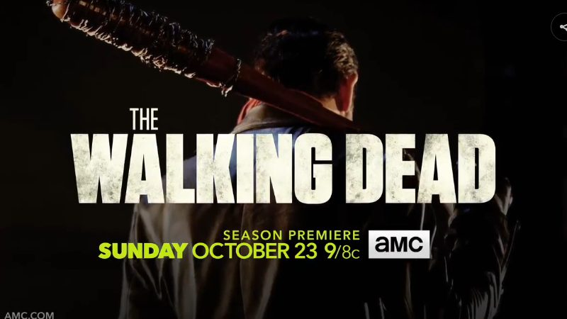 Tráiler 'The Walking Dead' séptima temporada