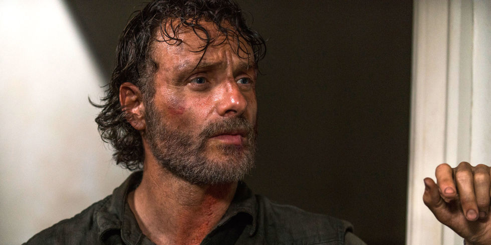 "Andrew Lincoln abandona ""The Walking Dead"""