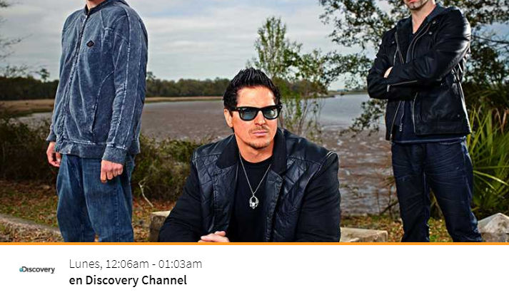 Ghost Adventures en Discovery Channel