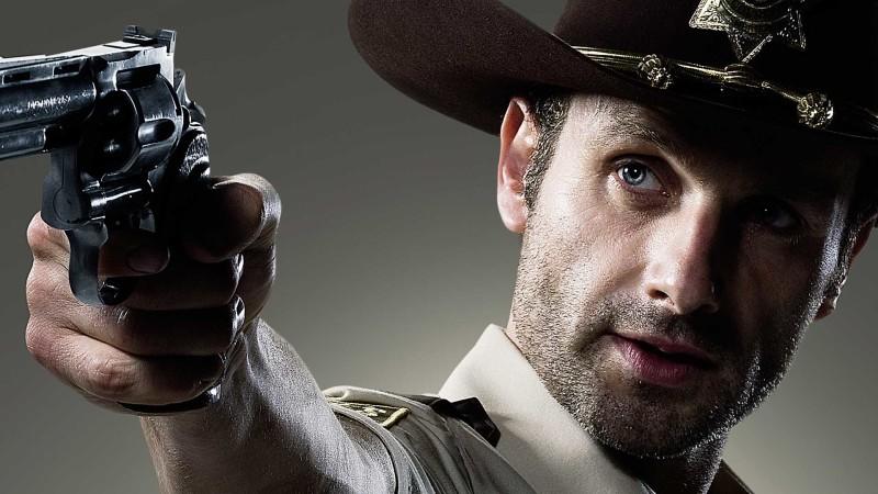 Rick Grimes abandona The Walking Dead | Foto: AMC