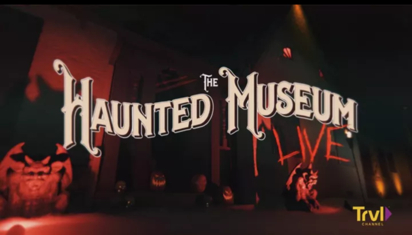 The Haunted Museum Live