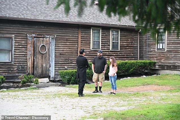 Curse of the Harrisville Farmhouse